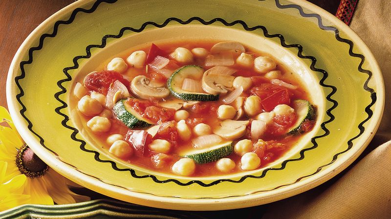 Ratatouille Bean Stew