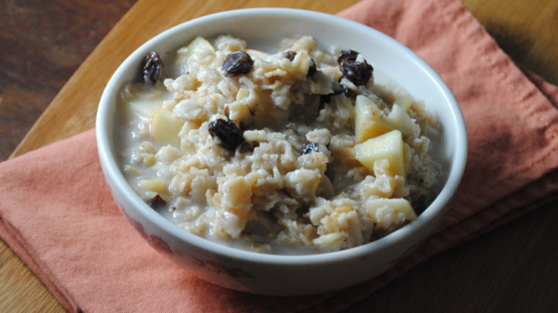 Quick and Easy Overnight Muesli