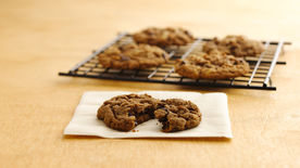 Deluxe Triple-Chocolate Cookies