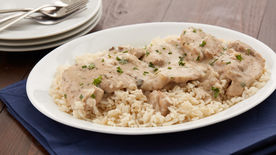 Creamy Ranch Slow-Cooker Chicken