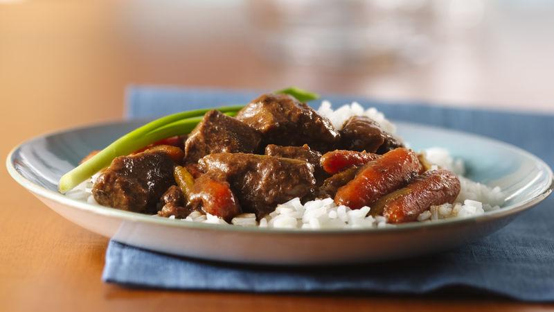 Slow-Cooker Korean Beef Stew