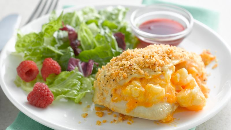 Vegetable Stuffed Chicken Breasts