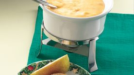 Hot Cheesy Artichoke Dip