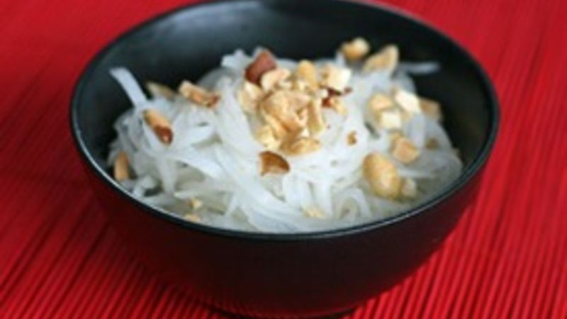 Easy Daikon Salad