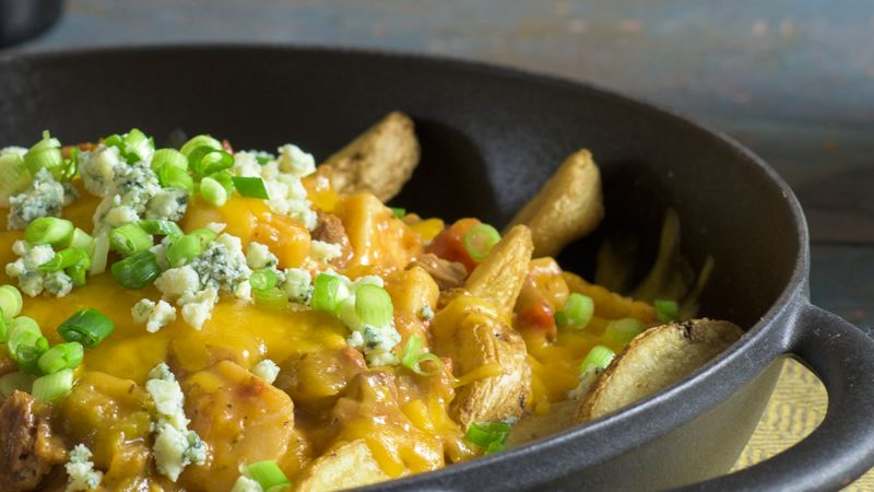 Hearty Stew Pub Fries