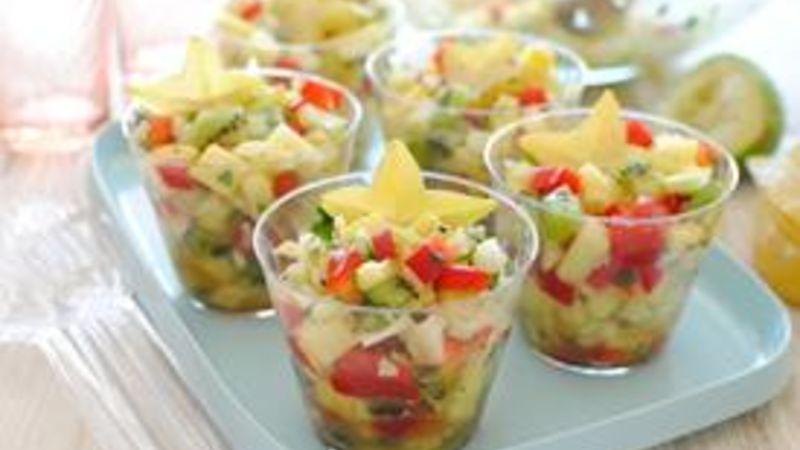 Citrus Sunshine Salsa