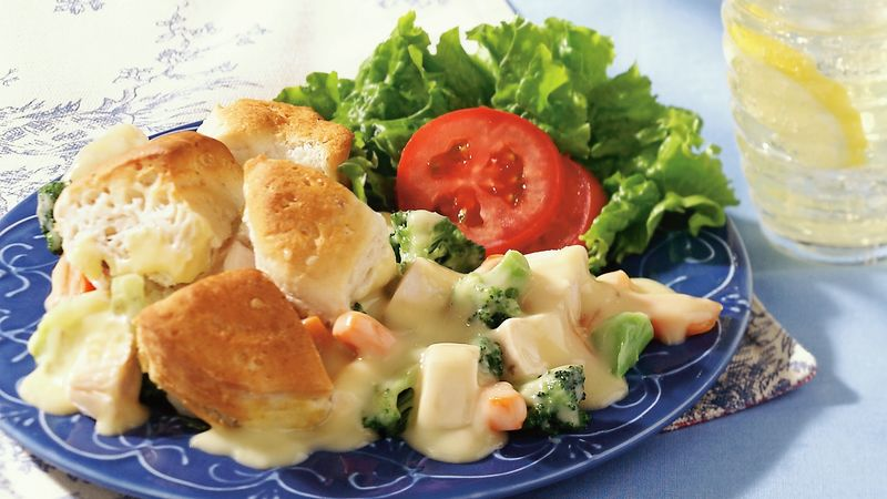 Grands!™ Chicken and Biscuits Casserole