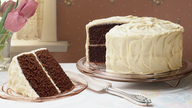 Red Devil's Food Cake