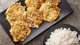 Super Easy Egg Foo Yung