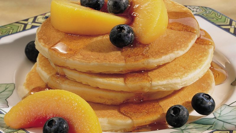 Ultimate melt in your mouth pancakes recipe bettycrocker ultimate melt in your mouth pancakes ccuart Gallery