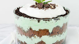 Grasshopper Trifle