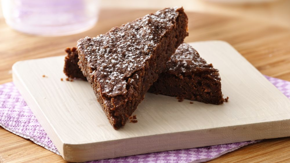 Cocoa Mocha Brownies