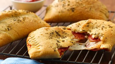 Big & Cheesy Pepperoni Pockets