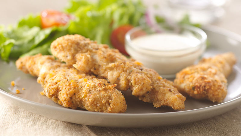 Double Cheese Chicken Fingers
