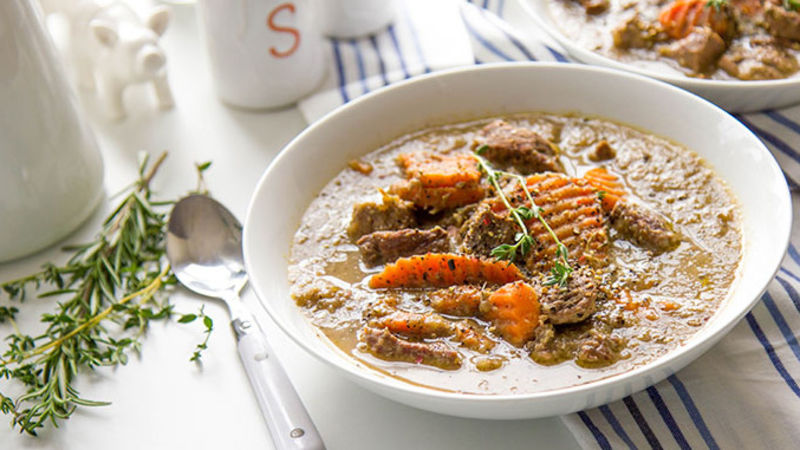 Paleo Beef Stew That Doesn't Suck