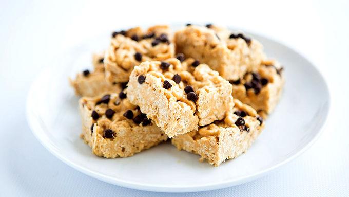 Cheerios™ Peanut Butter Protein Bites
