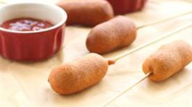 Corn Dog Pops