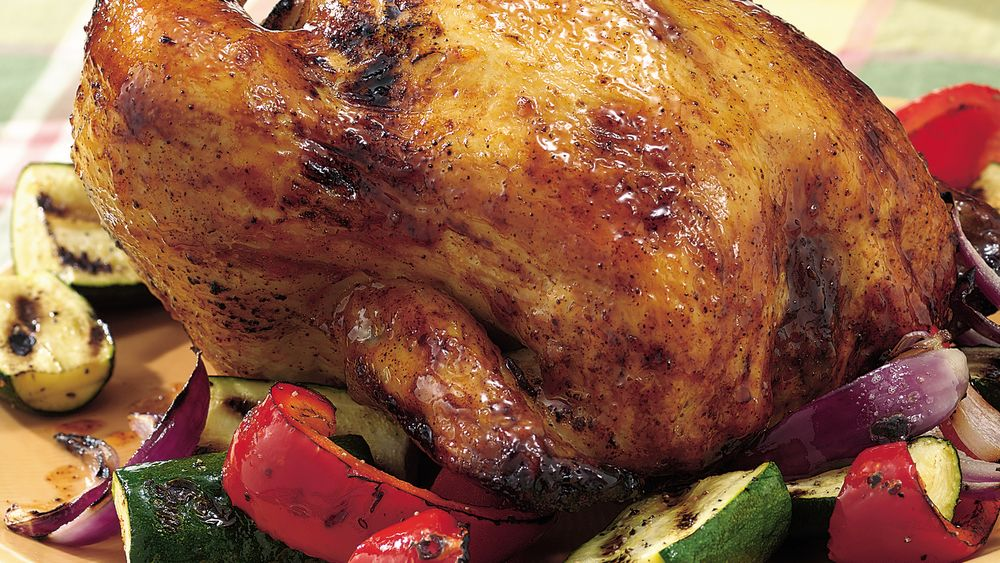 Orange Soda Grilled Chicken