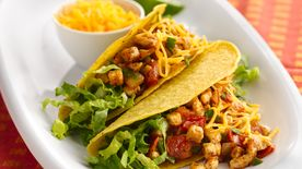 Summer-Fresh Chicken Tacos