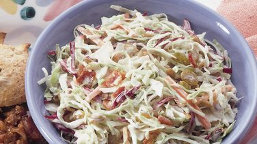 Golden Raisin Slaw