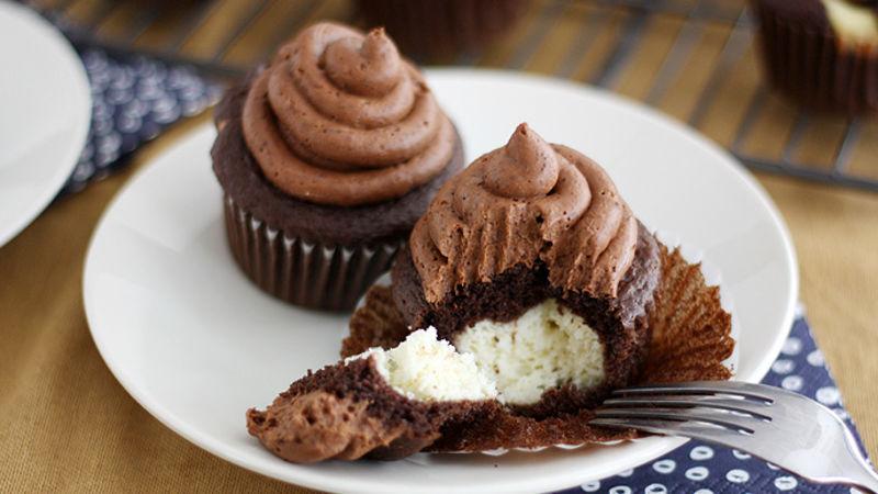 Italian Love Cupcakes