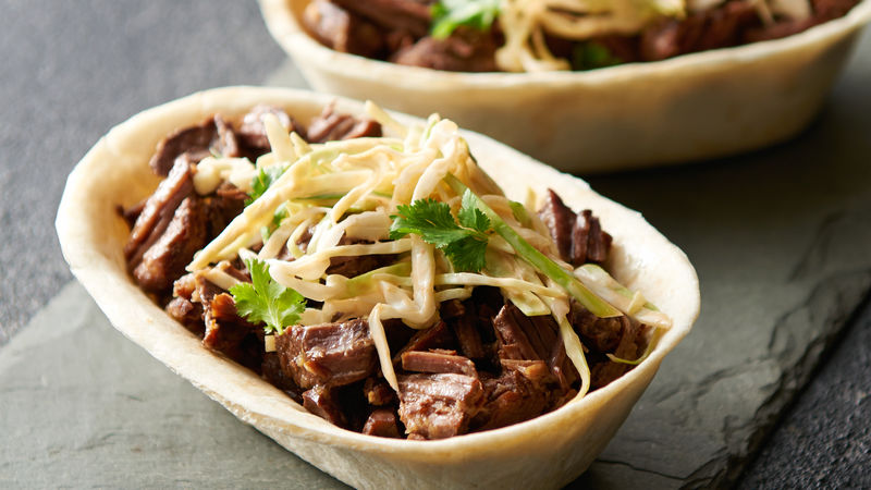 Instant Pot™ Korean Beef Tacos