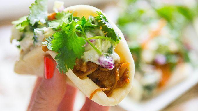Banh Mi-ni Tacos