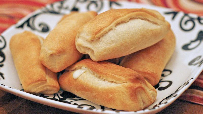 Mozzarella Crescent Rolls