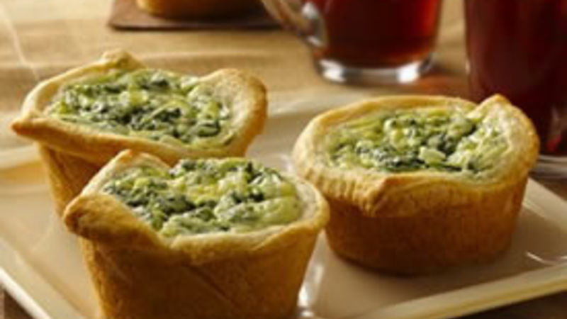 Easy Mini Quiche Recipe Tablespoon Com