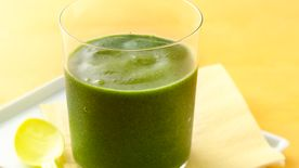 Sweet Sensation Spinach Smoothies