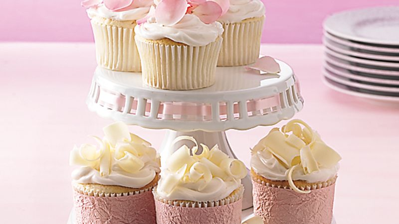 easy wedding cake cupcakes simple wedding cupcakes recipe bettycrocker 13836