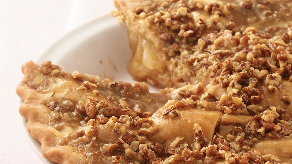 Apple Praline Pie recipe from Pillsbury.com