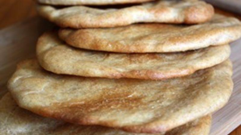 Wheat Naan