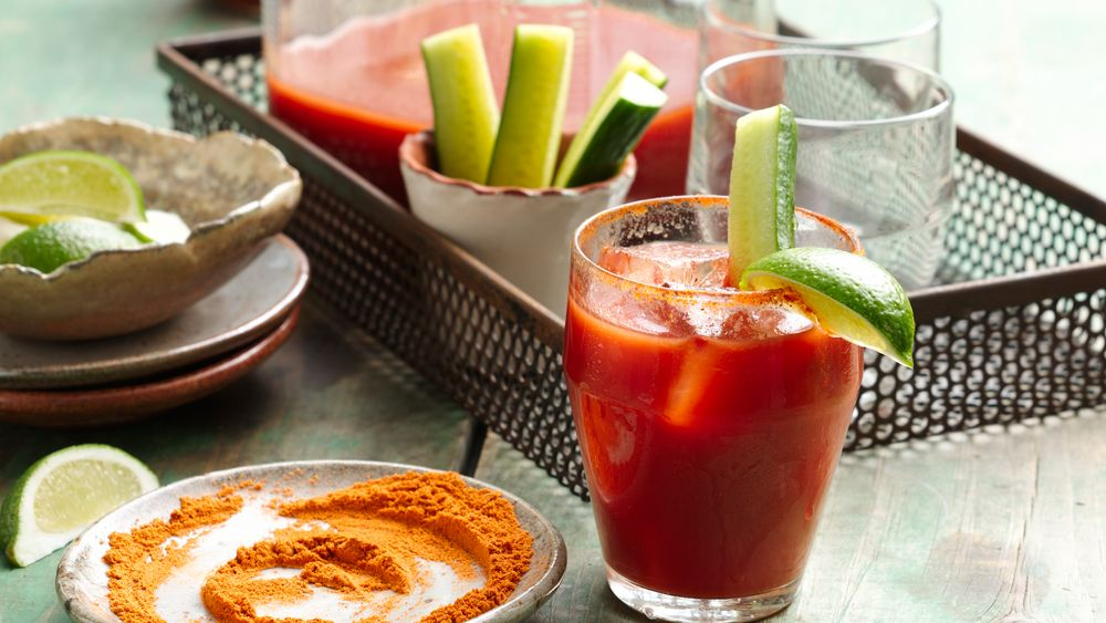 Tex Mex Bloody Marys