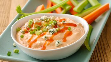 Buffalo Cheese Dip