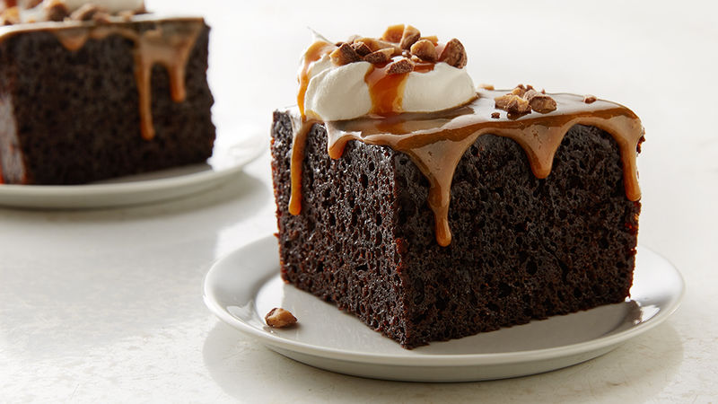 Slow Cooker Pumpkin Cake Recipe