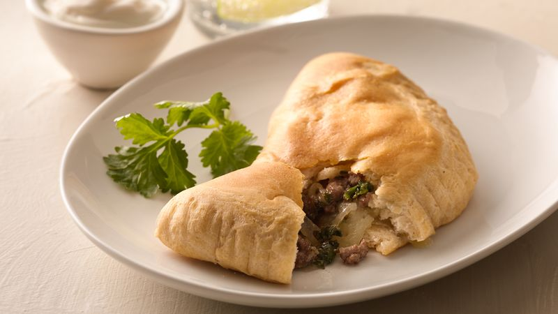 Spicy Beef Empanadas | Sweet And Savory Empanada Recipes