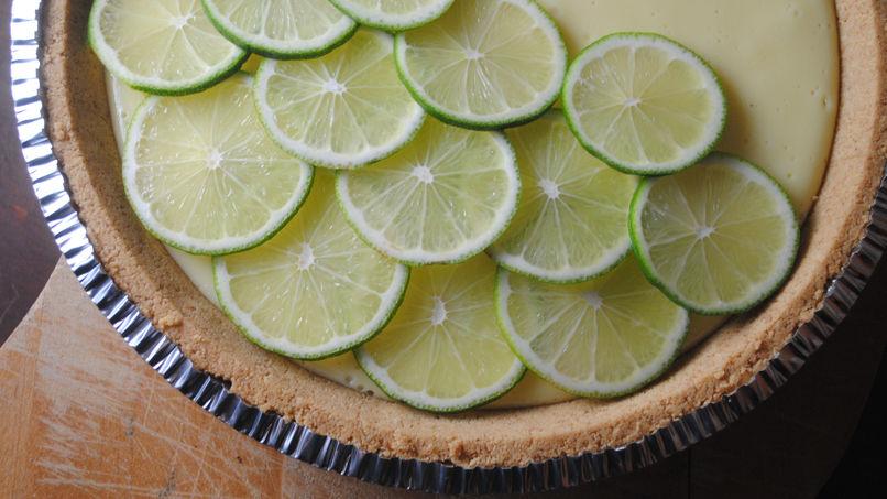 Facilísimo Pastel Key Lime