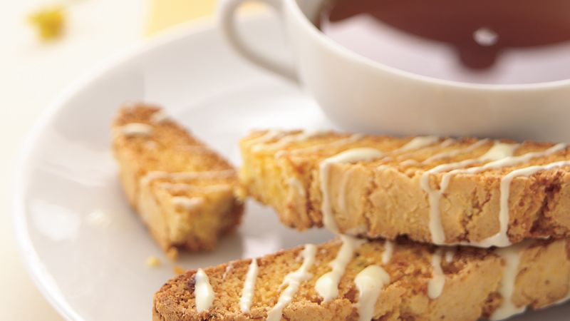 Cake Mix Citrus Biscotti