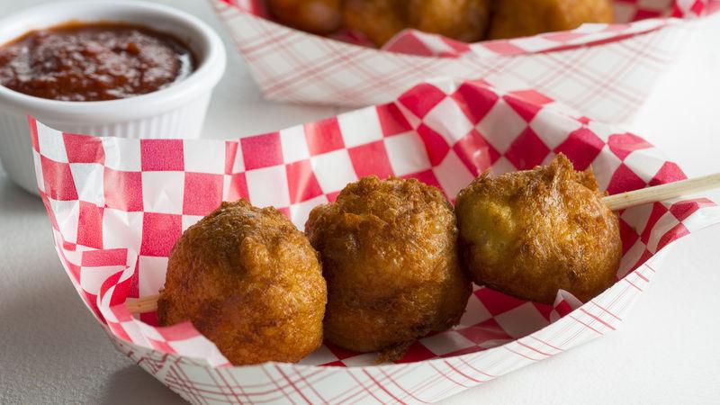 Mashed Potatoes-on-a-Stick