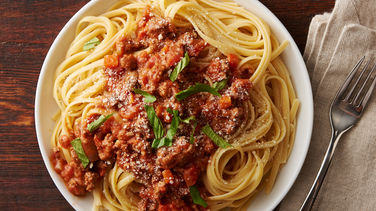 Slow-Cooker Beef Bolognese