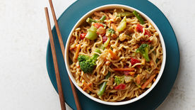 Vegetable Ramen Pad Thai