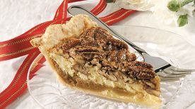Pecan Pie Ginger Cheesecake