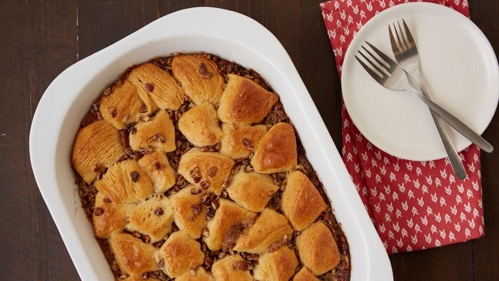 Pecan Pie Bubble-Up Bake