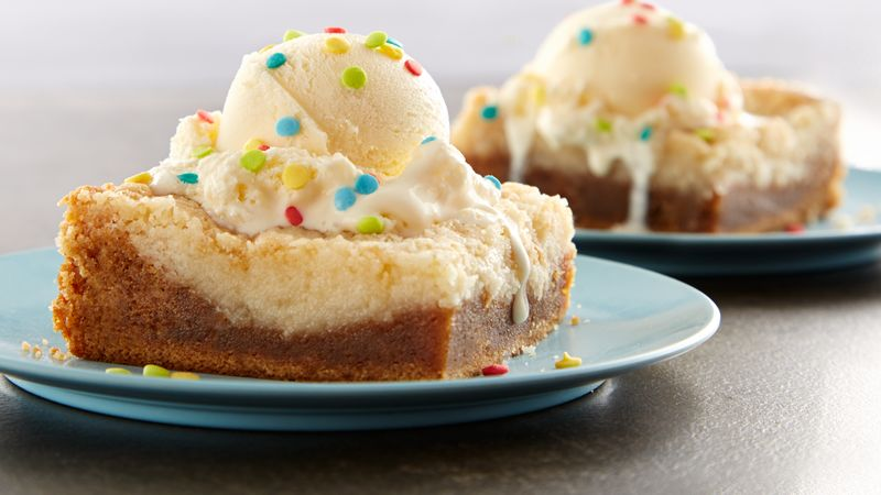 Sugar Cookie Butter Dump Cake