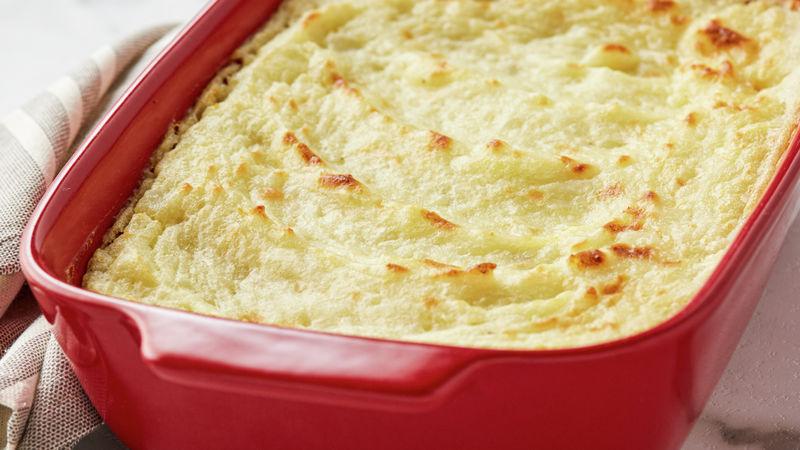 Homemade Make Ahead Mashed Potatoes