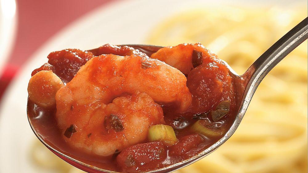 Shrimp Marinara Sauce