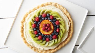 pillsbury fruit pizza fruit salads