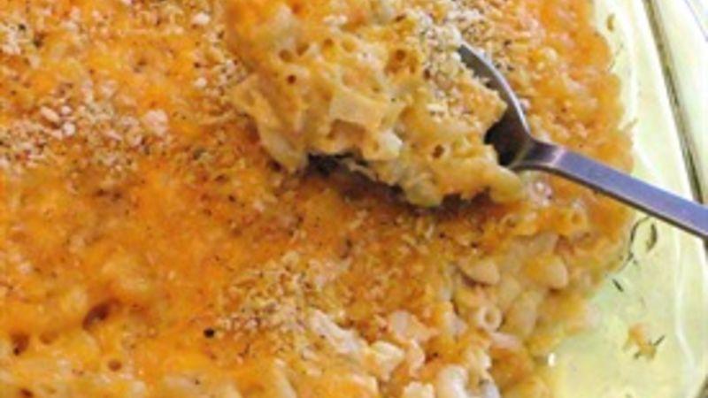 alton browns baked macaroni and cheese - Alton Brown Christmas Soup