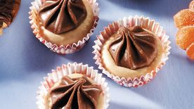 No-Bake Peanut Butter Blossoms